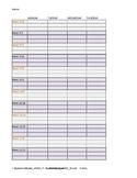 Restroom & Hygiene Data Chart