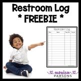 Restroom Log