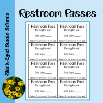 photo about Bathroom Pass Printable named Restroom Pes Printable Worksheets Lecturers Pay out Lecturers