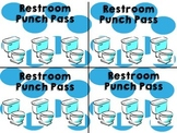 Restroom Punch Card FREEBIE!