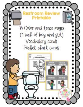 Restroom Review Printable