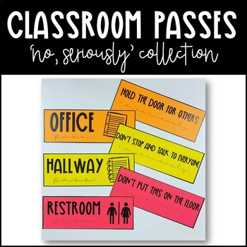 Restroom Sign - Back to School Freebie