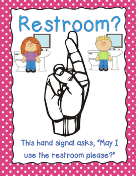 Restroom Signal