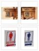 FREEBIE Restroom Signs Task Box Sorting Activity