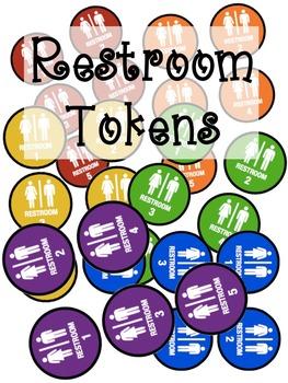 Restroom Tokens