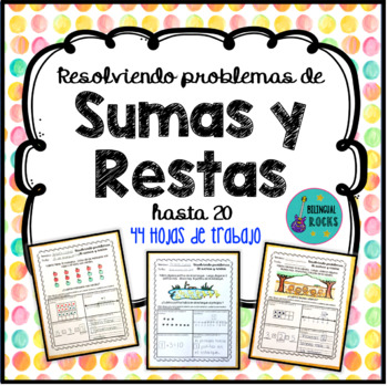 Result Unknown Word Problems in Spanish