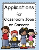 Resume & Application for Classroom Jobs/Careers