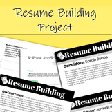 Resume Building Project