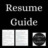 Resume Guide - 7 Tips for Resume Writing