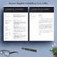 Resume Template and Matching Cover Letter + SPECIAL BONUS