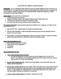 Resume Unit Lesson Plan, Activities and Handouts