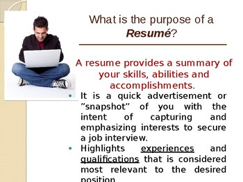Resume Workshop _ A Guide to Building Effective Resumes