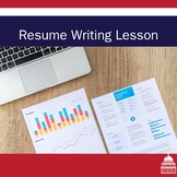 Resume Writing Lesson (2 days)