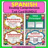 Idea Principal - Resumen - Sacando Conclusiones - Inferencia SPANISH BUNDLE