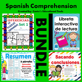 Resumen, Sacando Conclusiones, Inferencias, Libreta Interactiva, BUNDLE