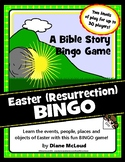 EASTER Resurrection BINGO! Two levels of play for up to 30