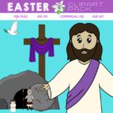 Resurrection Easter Clipart Pack