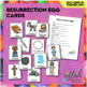 Resurrection Egg Cards - Distance Learning