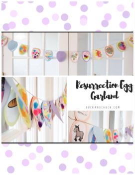 Resurrection Egg Garland