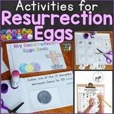 Resurrection Eggs Christian Easter Activities