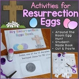 Resurrection Eggs Christian Easter Activities