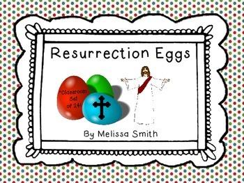 Resurrection Eggs: Classroom Set