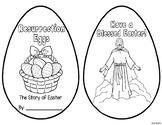 Easter Craftivity: Resurrection Eggs