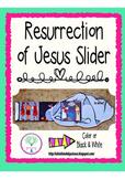 Resurrection of Jesus Slider Freebie