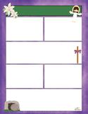 Resurrection/Easter Newsletter for Word_Generation 1