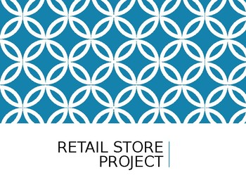 Retail Store Project