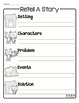 Retell A Story Anchor Chart Kit