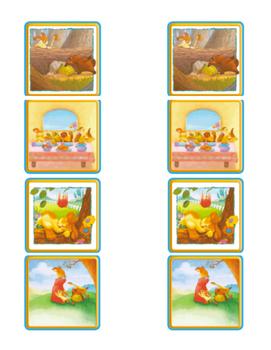 Retell Anchor Text - Journey's Lesson 20 Little Rabbit's Tale