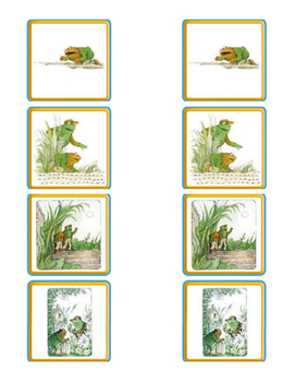 Retell Anchor Text - Journey's Lesson 21 The Garden