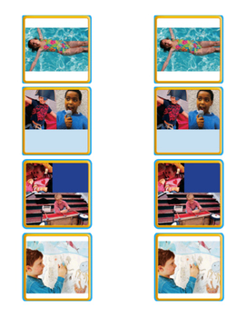 Retell Anchor Text - Journey's Lesson 27 What Can You Do?