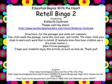 Retell Bingo:  Set 2