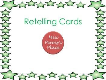 Retell Cards - A Freebie