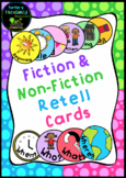 Retell Cards: Narrative, Non-Fiction and Animal Reports