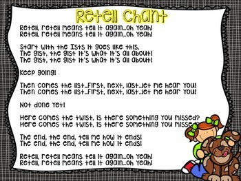 Retell Chant