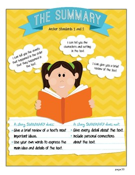Comprehension Poster Pack