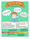 Comprehension Poster Pack