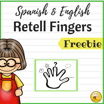 Retell Fingers {Spanish/English}