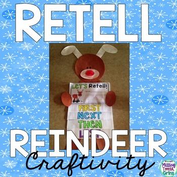 Retell Reindeer (Craftivity)