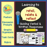 Retell, Relate, Reflect Guided Reading Activities