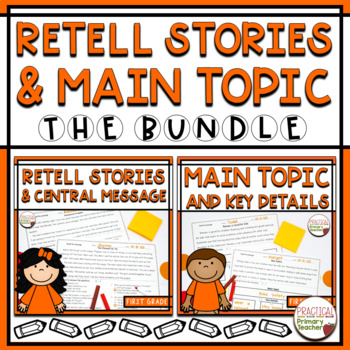 Read And Retell The Story Worksheets Teaching Resources TpT