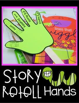 Retell Story Hands
