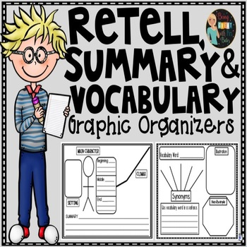 Retell, Summary and Vocabulary