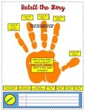 Retell The Story- Summarizing Anchor Chart