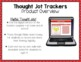 Retell a Story Thought Jot Tracker