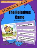 Retell and Sequence Cards: The Relatives Came