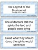 Retell and Sequencing Cards: Texas Tale - Legend of the Bluebonnet